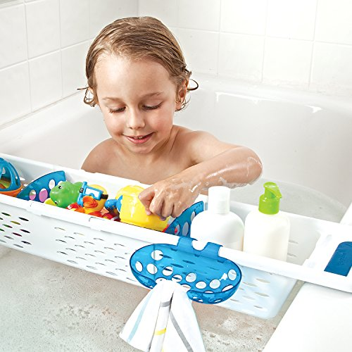 munchkin secure grip bath caddy in the uae see prices reviews and buy in du. Black Bedroom Furniture Sets. Home Design Ideas