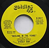 STEELY DAN 45 RPM REELING IN THE YEARS / ONLY A FOOL WOULD SAY THAT