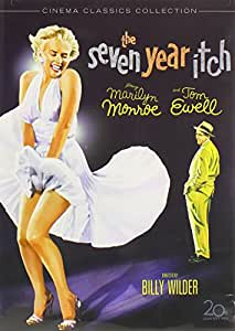 The Seven Year Itch [Reino Unido] [DVD]: Amazon.es: Marilyn ...
