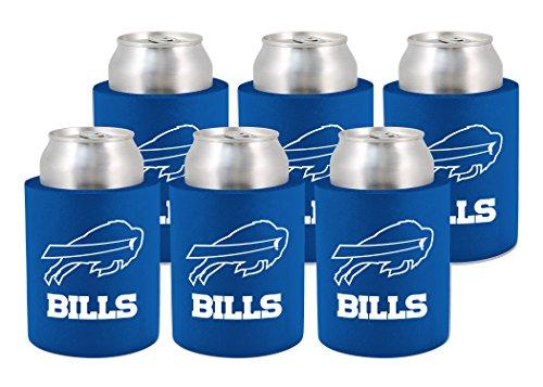 - NFL Buffalo Bills Phoozie Set, 6-Pack, Blue/White