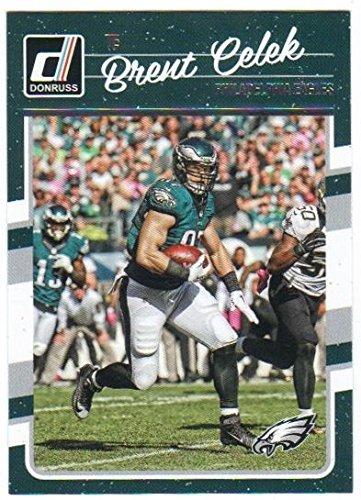 2016 Panini Donruss Football #232 Brent Celek Philadelphia Eagles