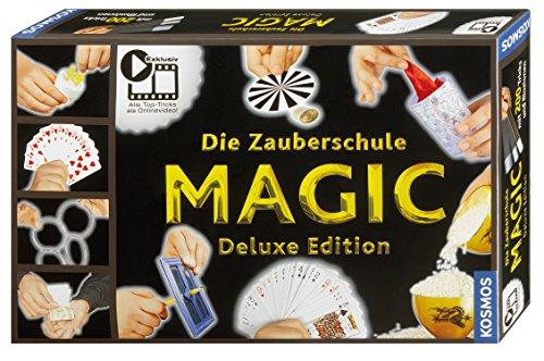 Kosmos 698386 - Zauberschule Magic - Deluxe Edition