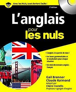 Amazon Fr L Anglais Pour Les Nuls Gail Brenner Claude Raimond