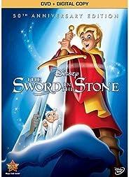Sword in the Stone: 50th Anniversary Edition (DVD + Digital Copy)