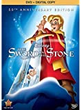 Sword in the Stone: 50th Anniversary Edition (DVD + Digital Copy)