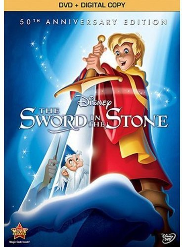 Sword in the Stone: 50th Anniversary Edition (DVD + Digital