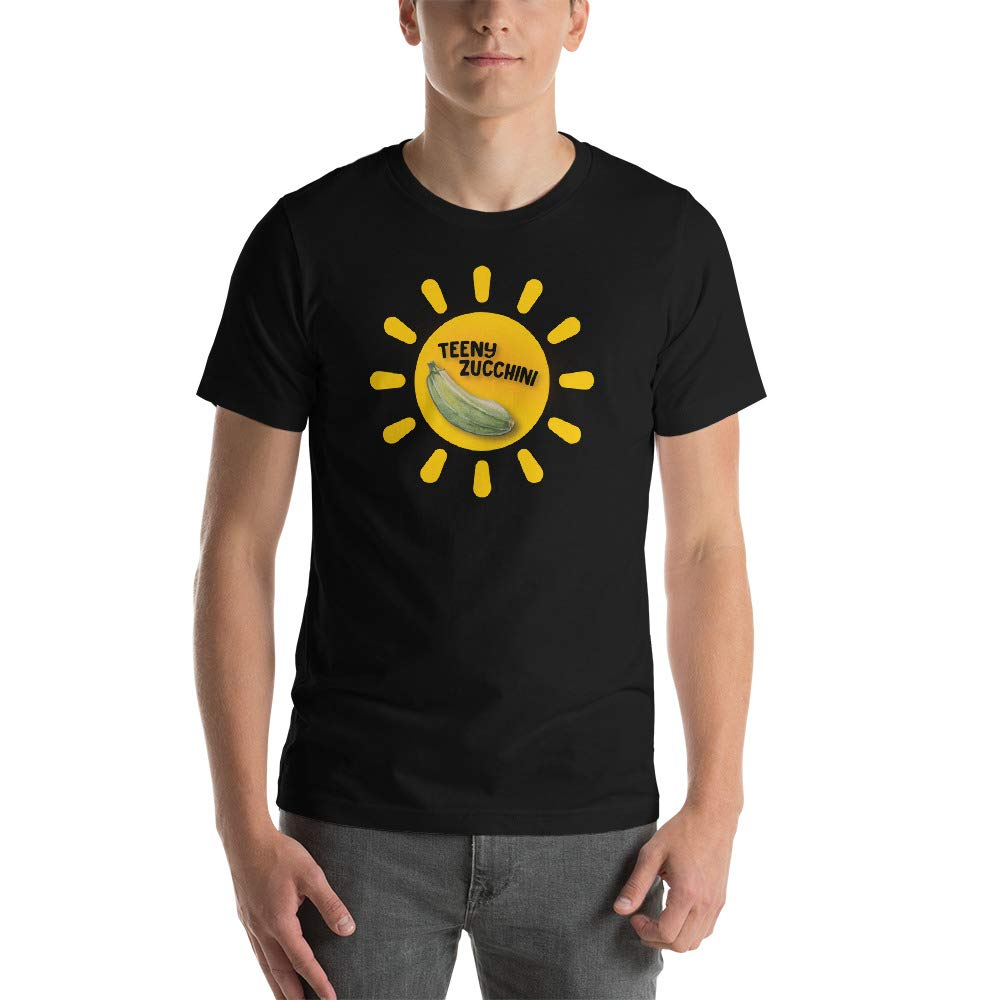 Teeny Zucchini Short-Sleeve Unisex T-Shirt