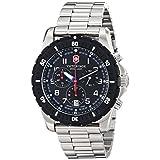 Victorinox Men's 241679 Chronograph Stainless Steel Sport Watch
