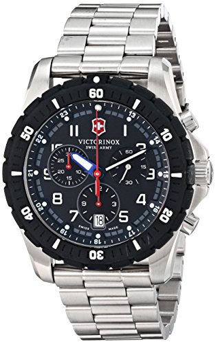 victorinox-mens-241679-chronograph-stainless-steel-sport-watch
