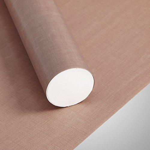 39'' x 5 Yard Teflon Sheet PTFE Teflon Fabric Sheet Roll Sublimation Heat Resistant Teflon Roll for Heat Press Transfer, 5Mil Thickness - US Stock by H-E (Image #2)