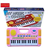 Ocamo Baby Musical Toys Piano Gifts 31 Keys Electronic Piano Keyboard for Kids Early Learning Educational Toy