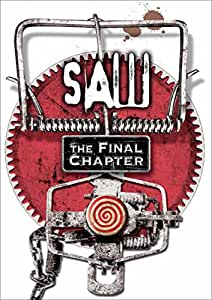 Saw 3D: The Final Chapter (Two-Disc Combo: Blu-ray 3D / Blu-ray / DVD / Digital Copy)