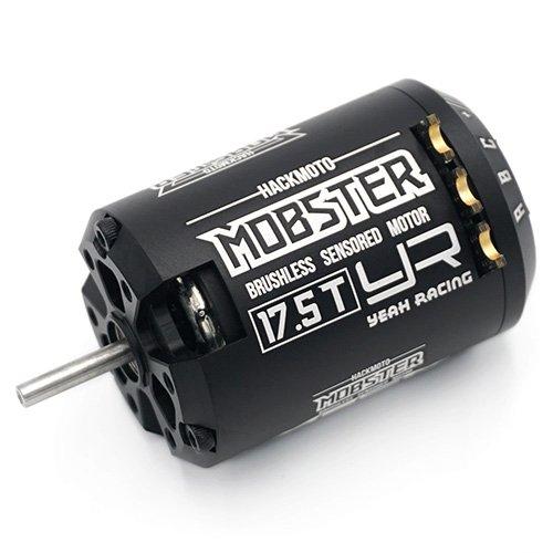 Yeah Racing MOBSTER 17.5T 2400KV 540 Brushless Sensored Motor #MT-0024