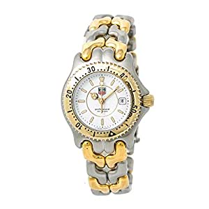 Tag Heuer Professional quartz womens Watch WG1322-2 (Certified Pre-owned)