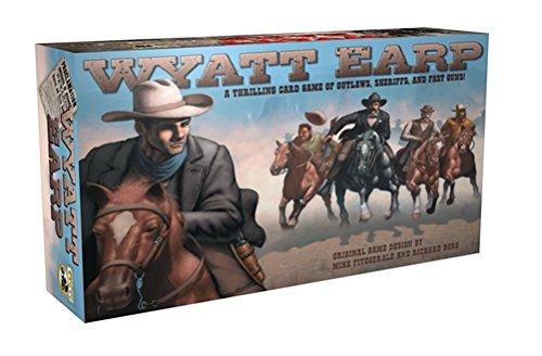 Eagle-Gryphon Games EAG01465 Wyatt EARP Card Game