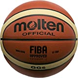 Molten Basketball - 6, Orange/Beige