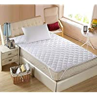 Hypoallergenic Waterproof Fitted Mattress Protector by Weave Well