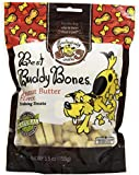 Exclusively Dog Best Buddy Bones-Peanut Butter Flavor, 5-1/2-Ounce Package