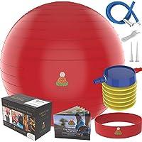 Exercise Ball Yoga Balance Balls | Fitness Exercise...