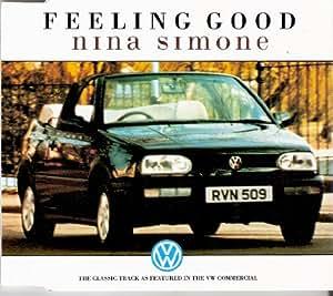 Nina Simone Feeling Good (Cd Single)