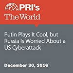 Putin Plays It Cool, but Russia Is Worried About a US Cyberattack | Christopher Woolf
