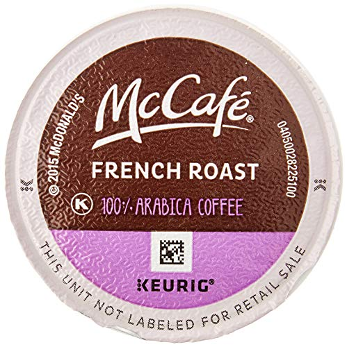 McCafe French Roast Dark K-Cups Pods, 84 Count