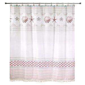 517PrYKxg2L._SS300_ Beach Shower Curtains & Nautical Shower Curtains