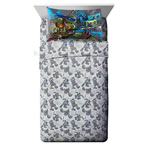 Teenage Mutant Ninja Turtles Twin Bedding Sheet ()