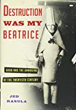 img - for Destruction Was My Beatrice: Dada and the Unmaking of the Twentieth Century book / textbook / text book