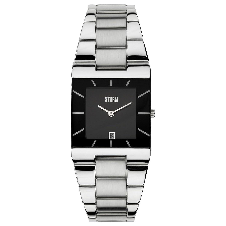 STORM Damen-Armbanduhr Analog edelstahl Silber 47194-BK