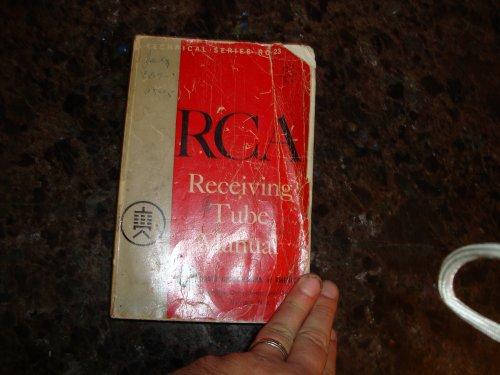 RCA Receiving Tube Manual:Technical Series RC-23