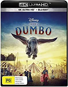 Dumbo [Live Action] (4K Ultra HD + Blu-ray)