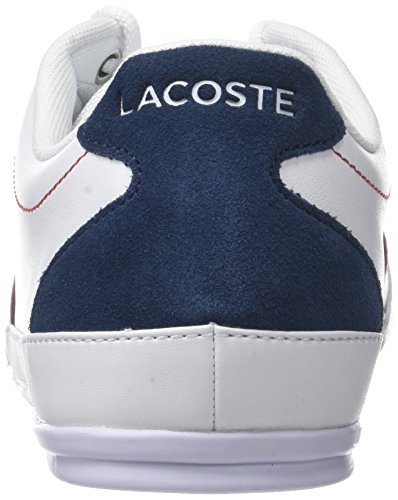 118 Sport Misano Baskets 1 Cam Wht Blanc Lacoste Nvy Homme qE6HAxx