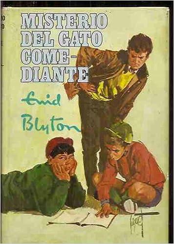 Misterio del gato comediante: Amazon.es: Enid Blyton, Narrrativa juvenil: Libros
