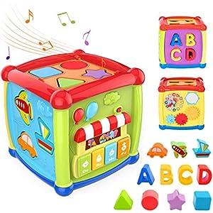 Farraige® Baby Activity Cube Toys,Baby...