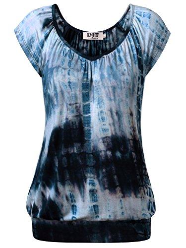 DJT Womens Short Sleeve Shirt