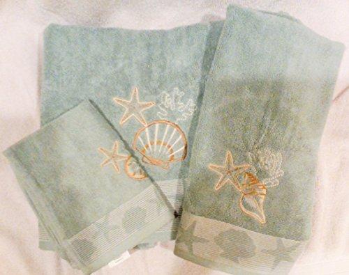Better Homes and Gardens Coastal Bathroom Linen Set