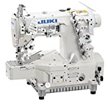 Juki MF-7923 - 3 Needle Coverstitch, , Cylinder Bed Industrial Machine w/ Table & Motor (Table Comes Assembled) - Used to be MF-7823