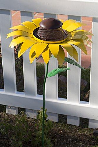 Ultimate Giant Flower Bird Feeders - Yellow Sunflower