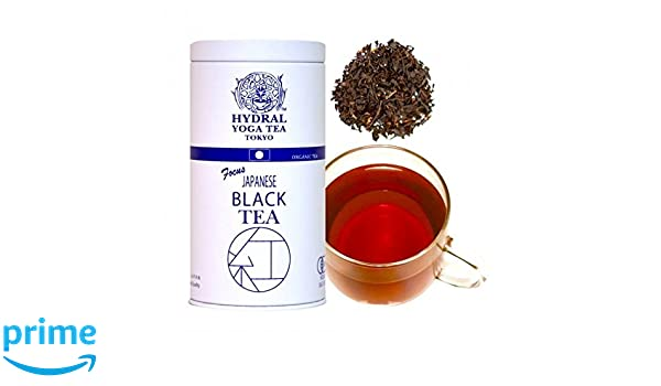 Amazon.com : Hydral Yoga Tea Tokyo Pure Organic Japanese ...