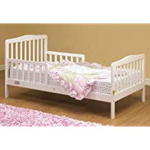 Orbelle 3-6T Toddler Bed, White