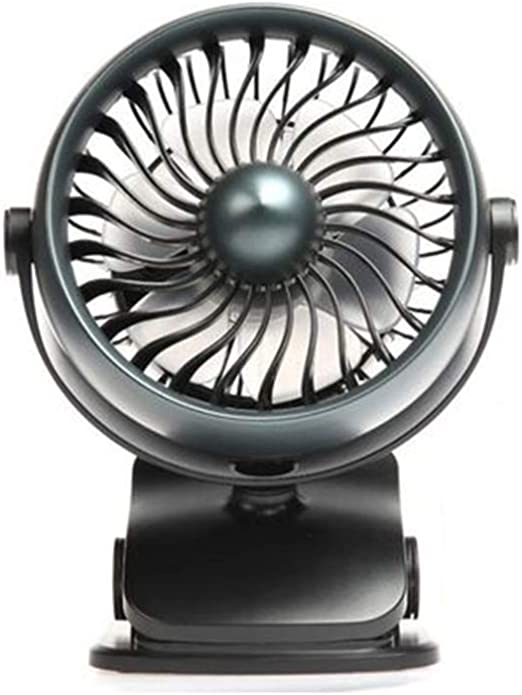 AA-SS-Desk Fan Ventilador de Escritorio Mini USB pequeño ...