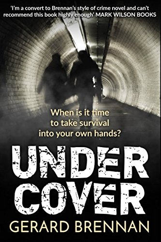 Undercover: A Belfast cop thriller