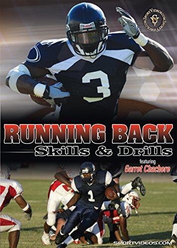 Running Back Skills and Drills DVD featuring Coach Garret Chachere - Football Drills Running Backs
