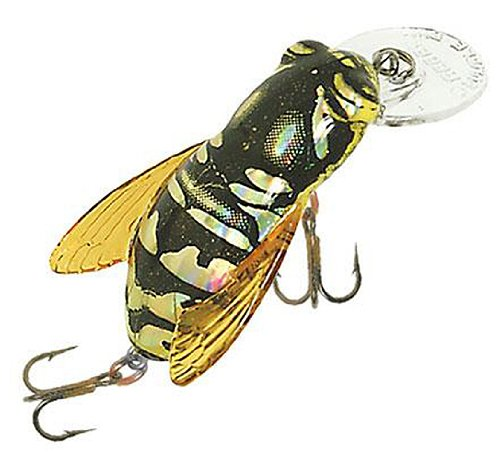 Rebel F74-14 Bumble Bug, 1-1/2-Inch, 7/64-Ounce, Hornet