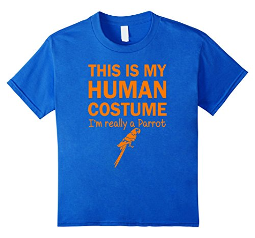 I'm A Parrot Halloween Parrot Pet Costume Shirt