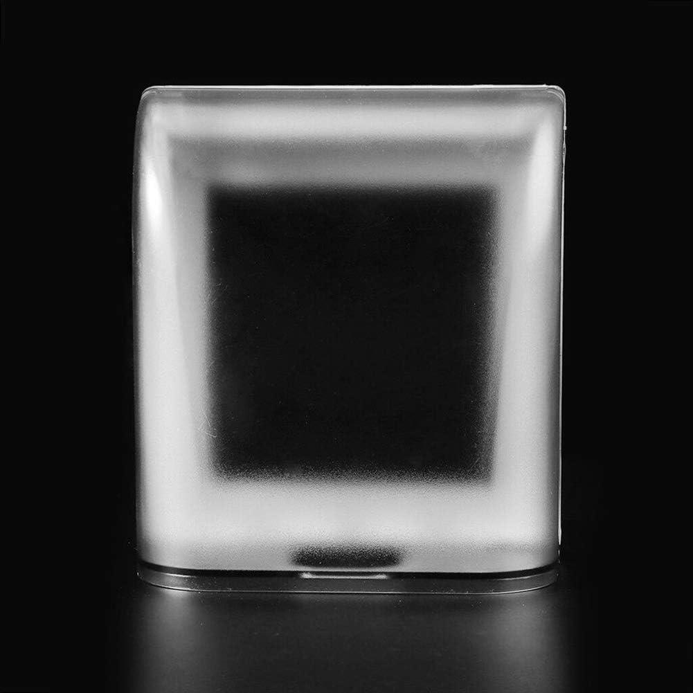 Leobtain Socket Waterproof Box Universal 86 Type Wall Socket Waterproof Box Plate Panel Switch Protection Cover Home