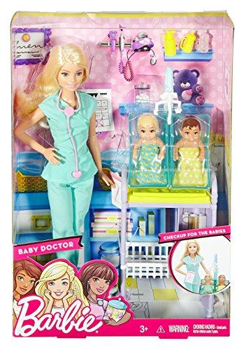 Barbie Baby Doctor Playset JungleDealsBlog.com