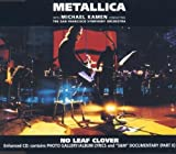 No Leaf Clover [CD 2] by Metallica (2000-03-28)