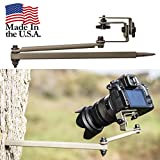 Hold Up Displays Camera Mount Hunting Video Pivoting Shot Cam Tree Stand Accessory For Bow and Gun Hunting HD76